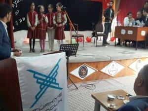 Şemdinli'de 'ezgi' yarışması yapıldı!