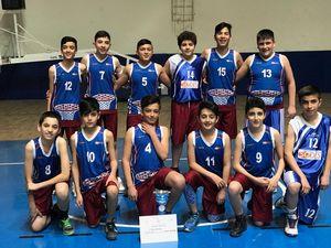 Basketbol gelişim spor kulübü başarıyor
