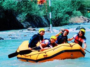 Hakkari'li Gençlere Rafting eğitimi verilecek!