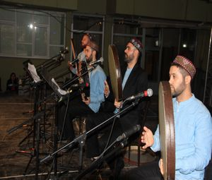 Grup Teylani Hakkari'de konser verdi!