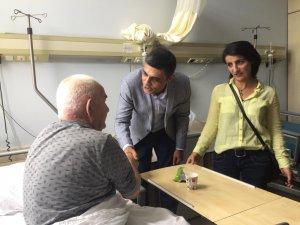 HDP seçim ziyaretlerini sürdürüyor