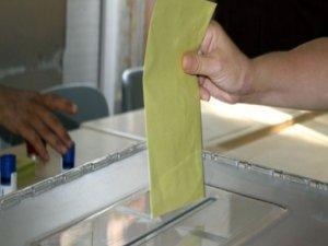 ilk iki gün içerisinde 80 bin Türk oy kullandı