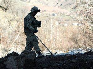 Bestler Dereler bölgesinde çatışma: 1 asker yaralı