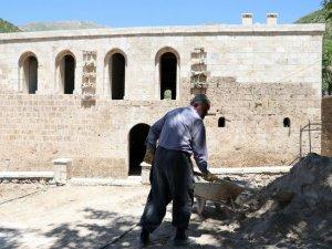 Kayme Sarayı restore edildi