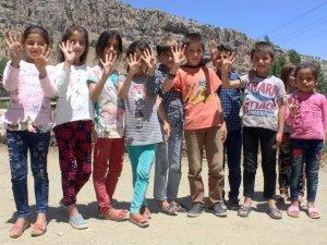 Sınırdaki köyler artık hizmet bekliyor