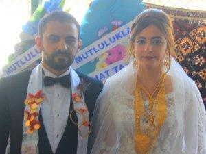Başkan Kaya'nın oğluna miting gibi düğün