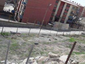 Hakkari'de sahibinden acilen satılık arazi