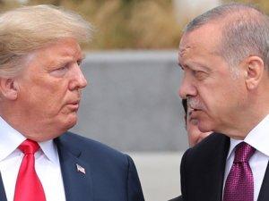 Erdoğan ve Trump aile fotoğrafı çekimine birlikte