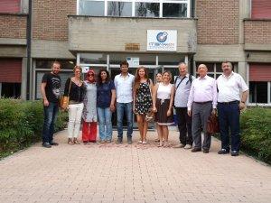 Van'ın öğretmenleri İtalya ziyaretinde