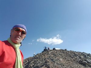Sümbül dağı doğu ve batı zirvelerine tırmanış yapıldı