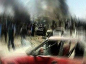 Yüksekova'da patlama: 1 ölü, 1 yaralı