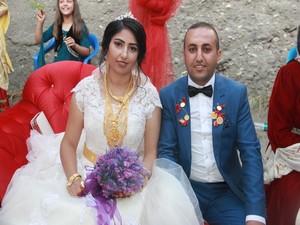 Aşiret düğününden Başkan Erdoğan'a tam destek