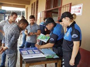 Kurbanlık satanlara polisten uyarı