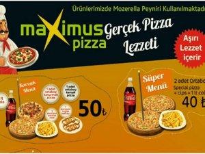 Hakkari'nin tek Pizzacısı, Maxsimus Pizza