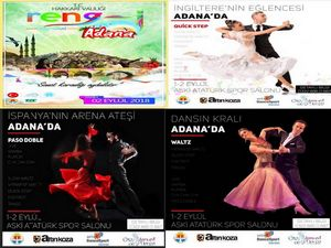 Reng-i Hakkari renkleri ile Adana'yı büyülemeye gidiyor
