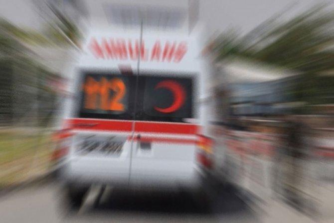 Zırhlı araç devrildi: 12 yaralı