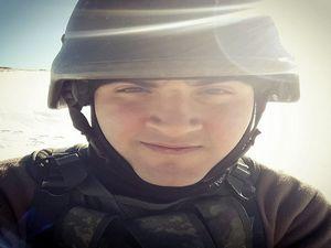 Esendere'de askeri araç devrildi: 1 şehit