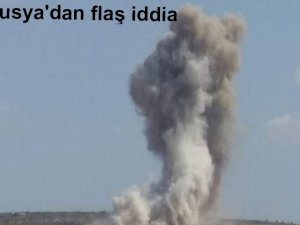 ABD Suriye'de fosfor bombası kullandı