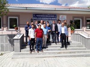 CHP Milletvekili Gökçel Hakkari'de ayrıldı