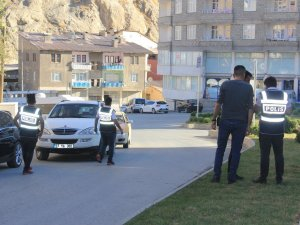 """Hakkari'de """"Huzur Türkiye"""" uygulaması"""