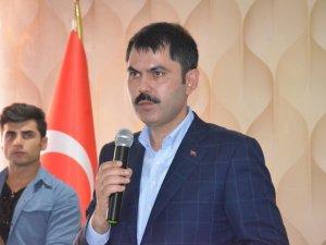 Çevre Bakanı Kurum, hendek siyaseti zarar verdi