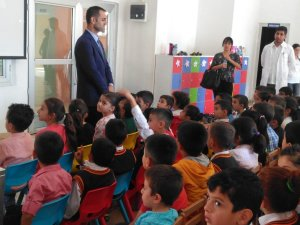 10 okulda 500 öğrenciye değerler eğitimi verildi