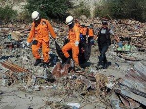 Endonezya'da ölü sayısı bin 234'e çıktı
