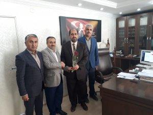 STK başkanlarından din görevlilerine ziyaret