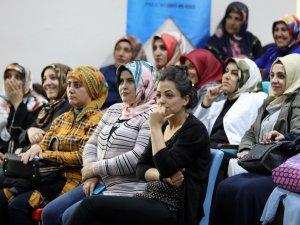 Kadınlara uyuşturucu madde bağımlılığı semineri