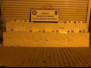 1.763 kutu tıbbi ilaç ve kaçak malzeme ele geçirildi