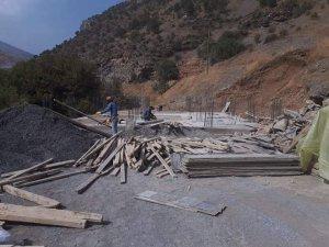 Çukurca'da Rafting geliştirme merkezi inşa ediliyor