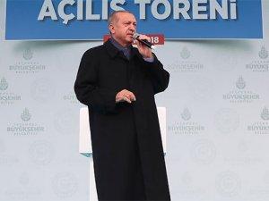 Cumhurbaşkanı Erdoğan'dan 'af' açıklaması