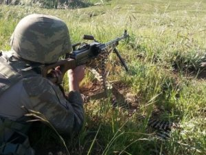 Hakkari Kırıkdağ kırsalında 2 PKK'lı öldürüldü