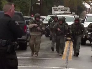 ABD'de sinagoga saldırı!