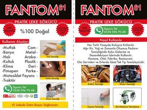 Harika ürün Fantom6 elimize ulaştı