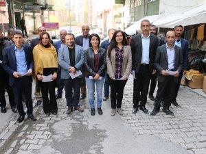 HDP Kongre hazırlıklarına devam ediyor