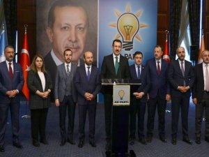 AK Parti'de aday adaylık süreci başladı