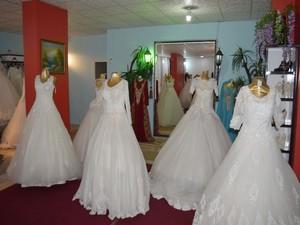 Devren satılık moda gelinlik sarayı