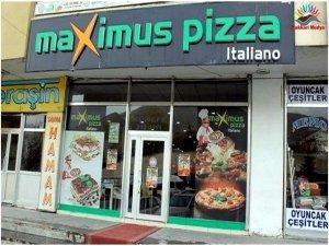 Hakkari'nin ilk ve tek Pizzacısı (Maximus Pizza İtaliano)