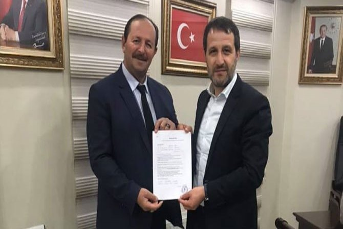 İbrahim Besi, Ak Parti'den aday adayı oldu!