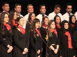 Hakkari'de 24 kasım öğretmenler günü etkinlikleri