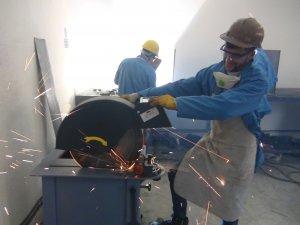 Hakkari'de doğalgaz meslek elamanı yetiştiriliyor