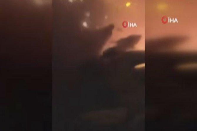 Havai fişek faciası: 5 ölü, 9 yaralı