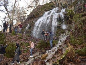 Gençler doğayla buluştu