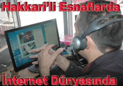 ESNAFLAR TEKNOLOJİDE GERİ KALMADI