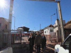 Çukurca sınır kapısı kapatıldı