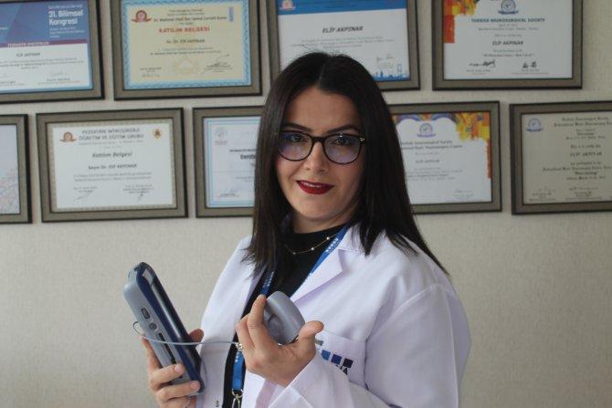 Uzmanı Dr. Akpınar, beyin pili tedavisi oldukça etkili..