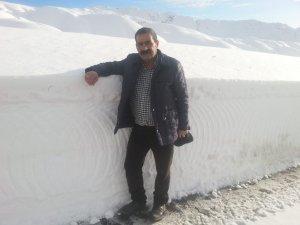2 hafta içinde 140 köy, 393 mezra yolu açıldı