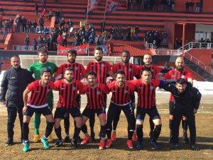 Yüksekova Belediyespor: 1 - Diyarbakır Bağlar Belediyespor: 1