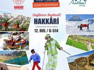 Hakkari Kış Turizmi temasıyla EMİTT fuarında tanıtılacak